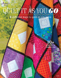 Quilt It As You Go by Various ~
