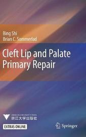 Cleft Lip and Palate Primary Repair by Bing Shi