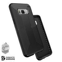Speck Samsung Galaxy S8+ Presidio - Grip Black/Black