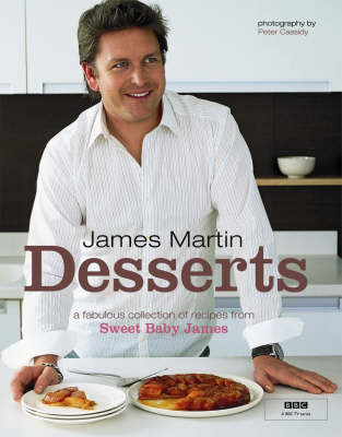 James Martin - Desserts by James Martin image