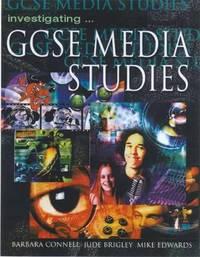 Investigating GCSE Media Studies by Mike Edwards image