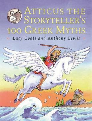 Atticus the Storyteller by Lucy Coats image