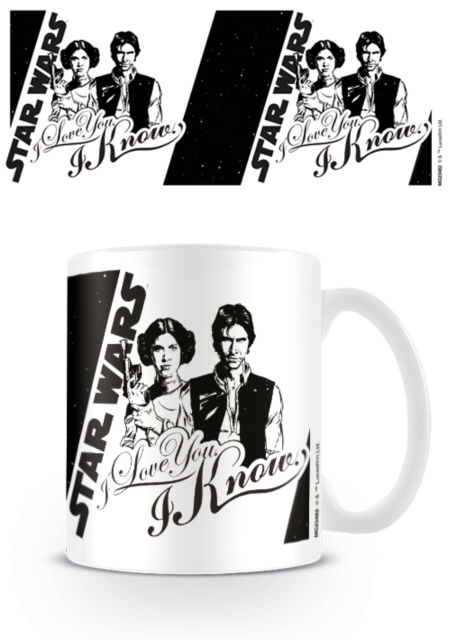 Star Wars I Love You Mug
