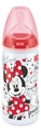 NUK First Choice Plus Baby Bottle 300ml - Minnie Mouse