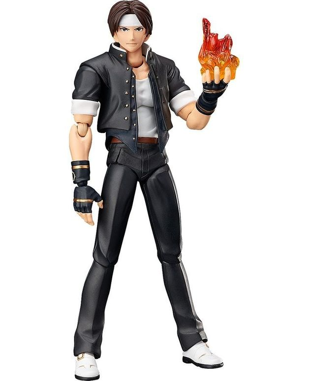 Figma: Kyo Kusanagi (King of Fighters) - Action Figure