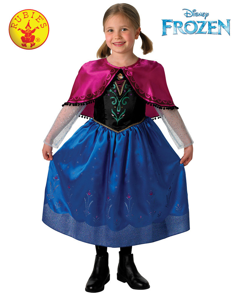 Anna Deluxe Costume - Size 3-5 image