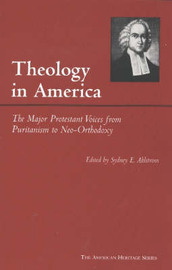 Theology in America image