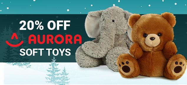 20% off Aurora!