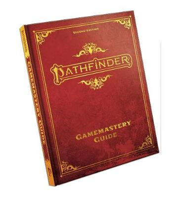 Pathfinder Gamemastery Guide (Special Edition) (P2) by Logan Bonner