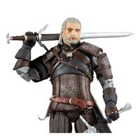 """The Witcher: Geralt - 7"""" Action Figure"""