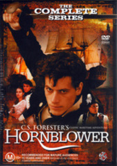 Hornblower - The Complete Series (8 Disc Box Set) on DVD