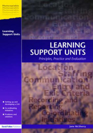 Learning Support Units by Jane McSherry