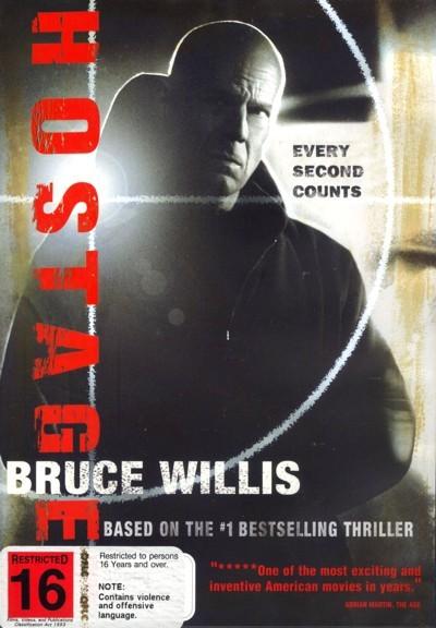 Hostage on DVD