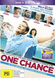 One Chance DVD