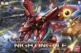 RE/100 MSN-04II Nightingale 1/100 Model Kit