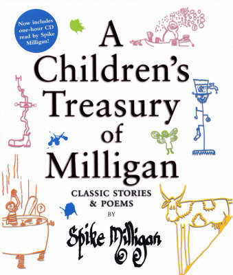 A Children's Treasury of Milligan by Spike Milligan image