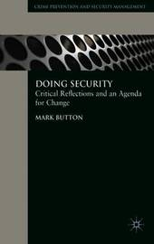 Doing Security by M Button