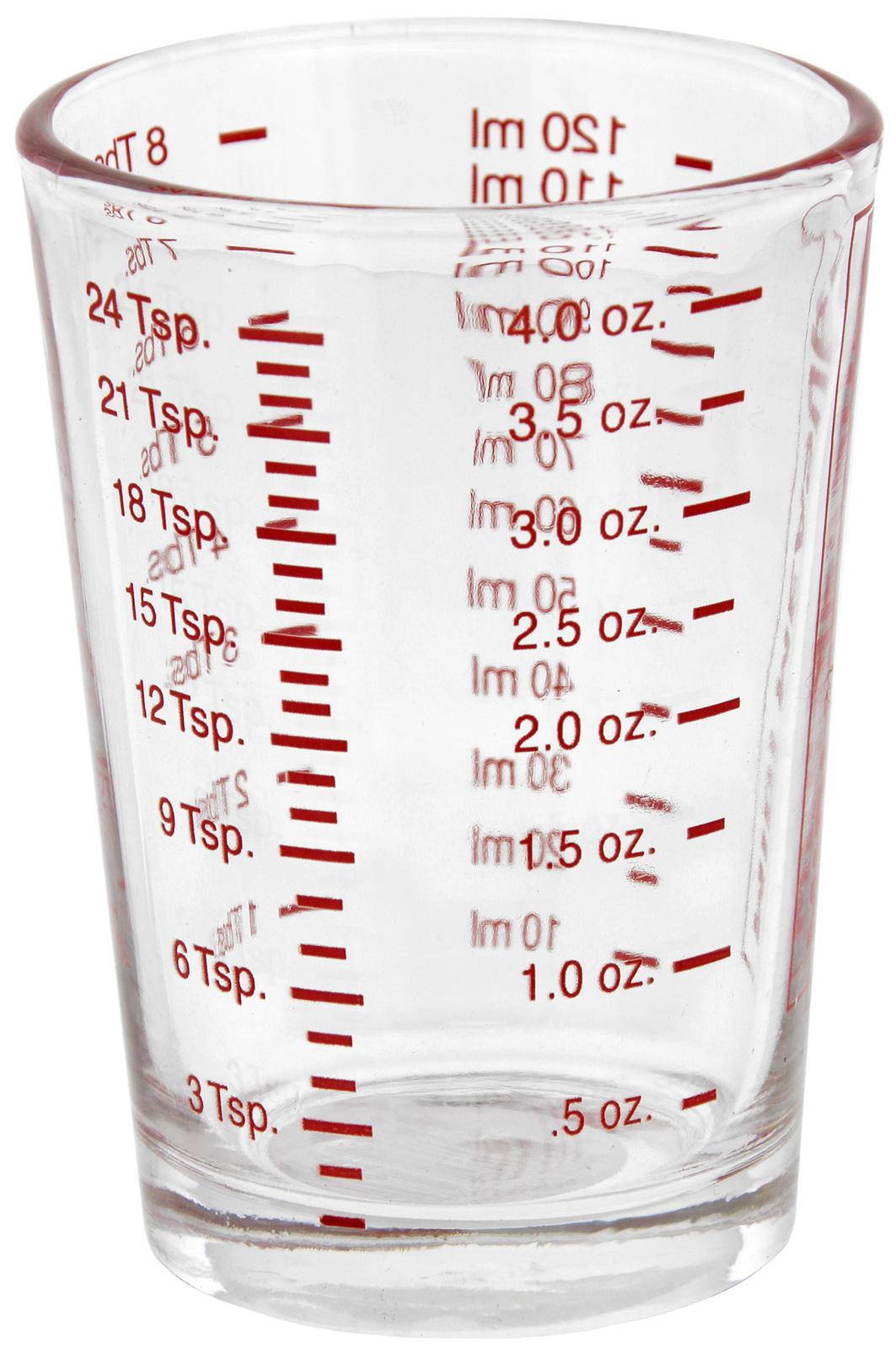 Midi Measure Glass (125ml) image