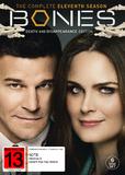 Bones - The Complete Eleventh Season on DVD