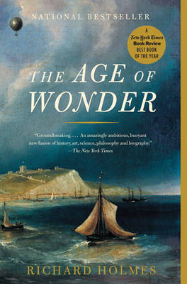 The Age of Wonder by Richard Holmes image