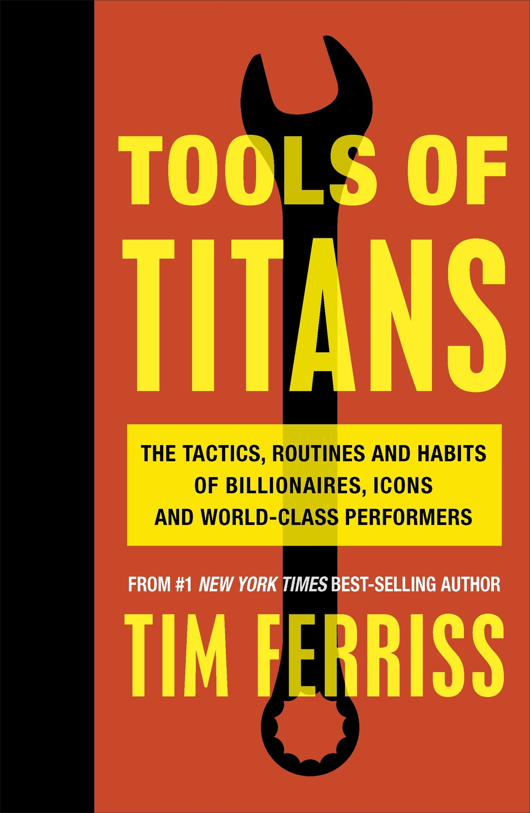 Tools of Titans by Timothy Ferriss image