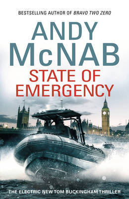 State Of Emergency by Andy McNab image