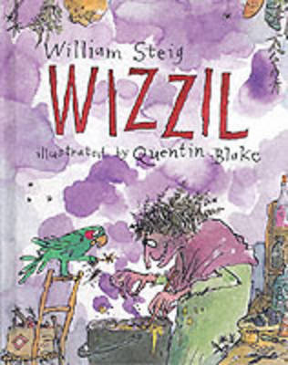 Wizzil by William Steig image