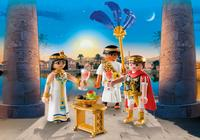 Playmobil: history - Caesar and Cleopatra