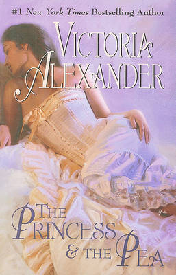 The Princess & the Pea by Victoria Alexander image