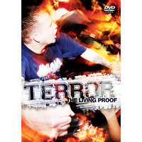 Terror - Living Proof on DVD image