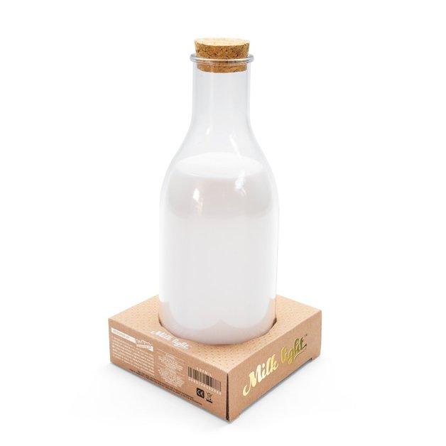 Milk Bottle LED Light