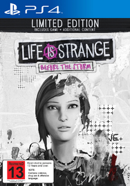 Life is Strange: Before the Storm Limited Edition for PS4