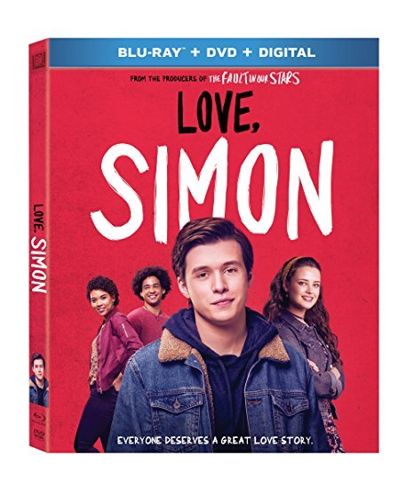 Love, Simon on UHD Blu-ray