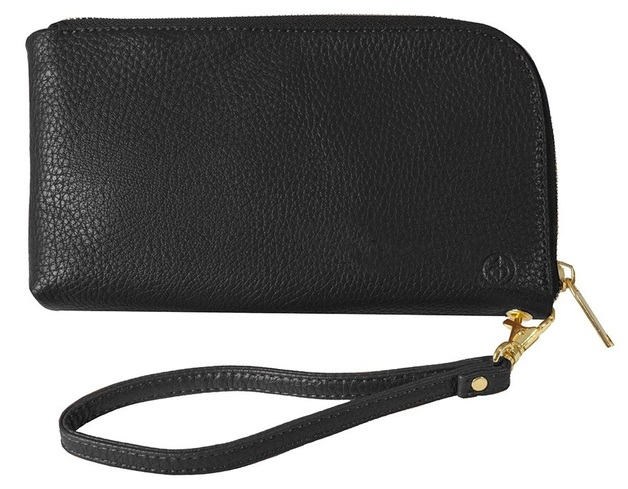 Incipio Chic Buds Clutch Charge Purse - 2600mAh - Black