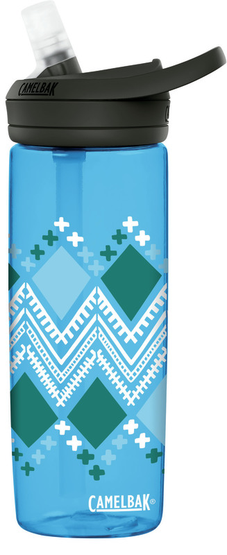 Camelbak: Eddy+ Bottle - Diamond Border (600ml)