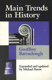 Main Trends of History by Geoffrey Barraclough image