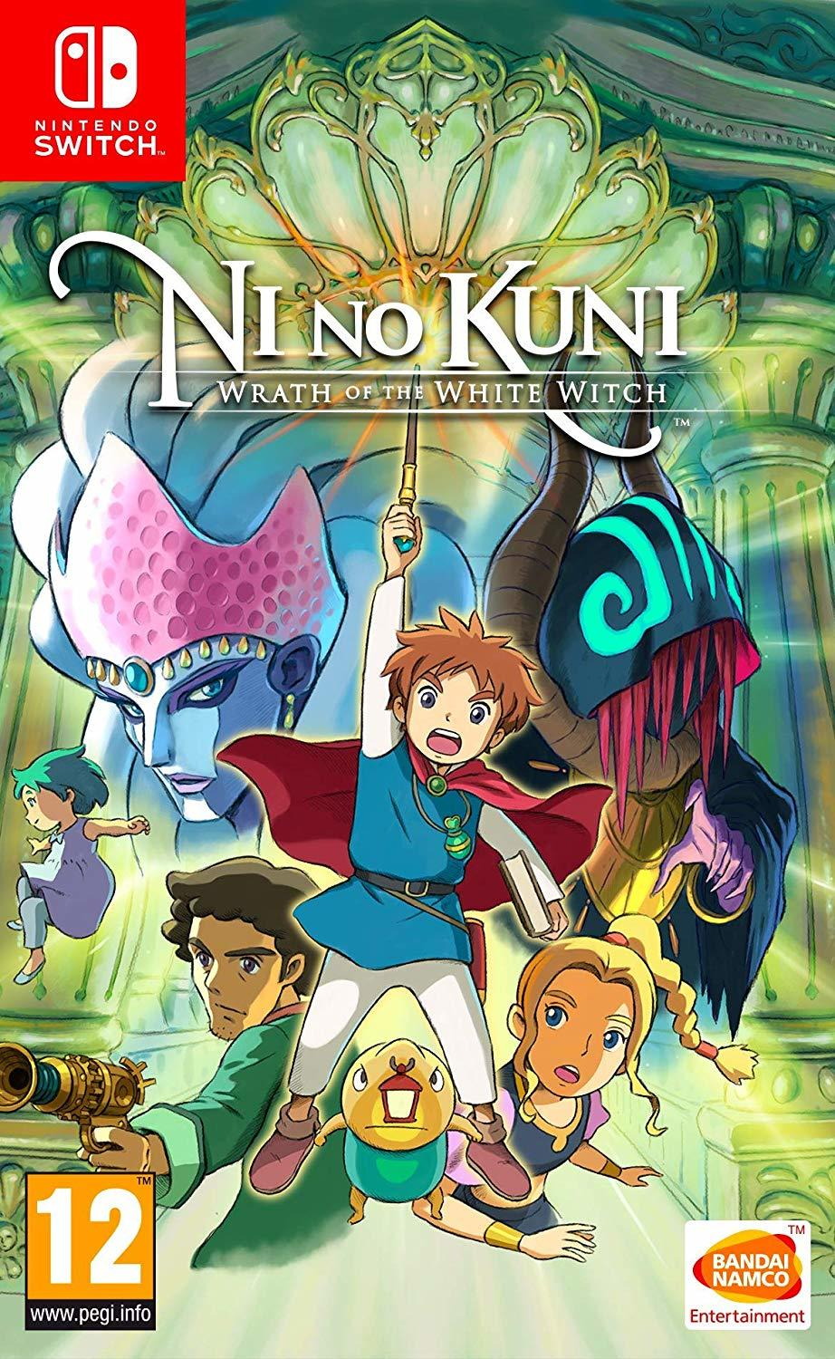 Ni no Kuni: Wrath of the White Witch for Switch image
