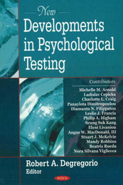New Developments in Psychological Testing image