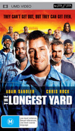 The Longest Yard for PSP