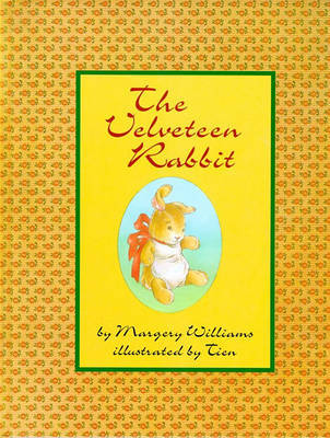 Velveteen Rabbit by Margery Williams image