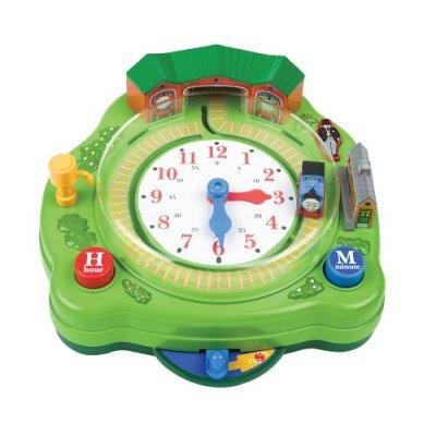Thomas & Friends: Busy Time Thomas Clock