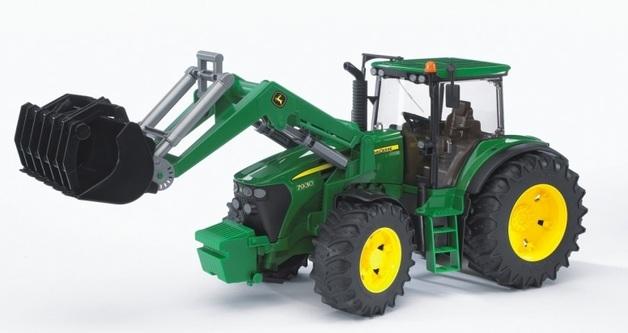 Bruder John Deere 7930 Tractor & Front Loader