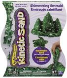 Kinetic Sand Gem - Green Emerald