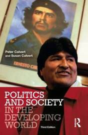 Politics and Society in the Developing World by Peter Calvert image