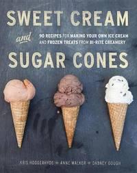 Sweet Cream And Sugar Cones by Kris Hoogerhyde