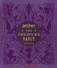 Harry Potter - The Creature Vault by Jody Revenson image