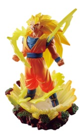 Dragon Ball: Super Saiyan 3 Son Goku Figure