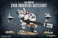Warhammer 40,000 Tau Empire - XV88 Broadside Battlesuit image