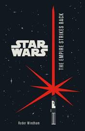 Star Wars: The Empire Strikes Back Junior Novel by Ryder Windham