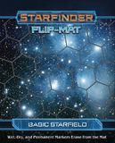 Starfinder RPG Flip Mat: Basic Starfield